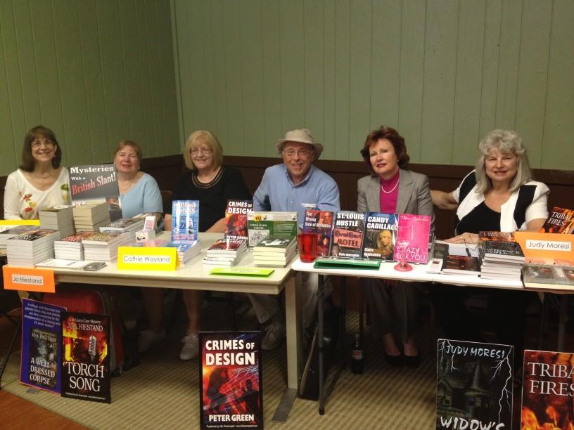 Sage book signing