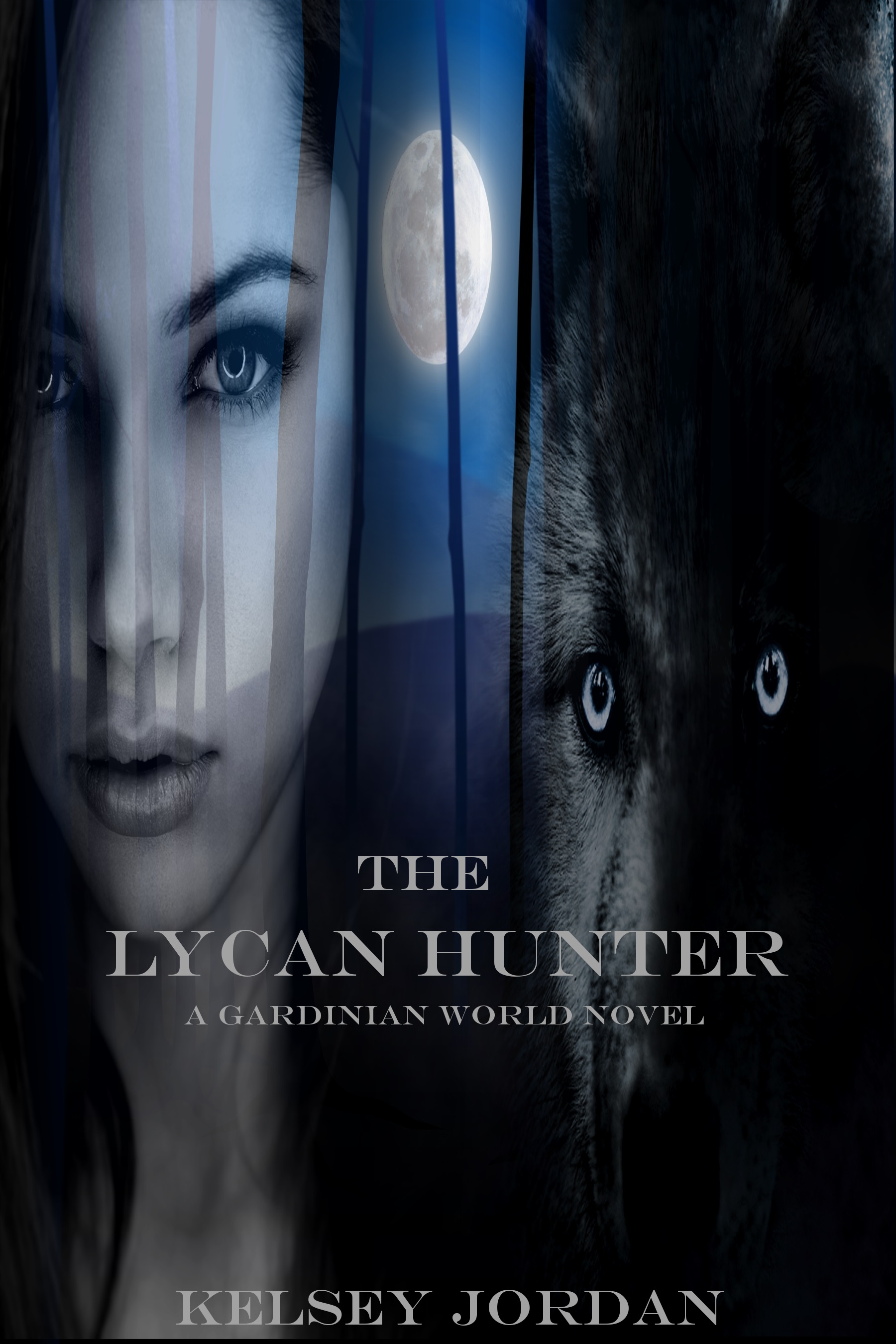 The Lycan Hunter Book Cover 2 6x9-2