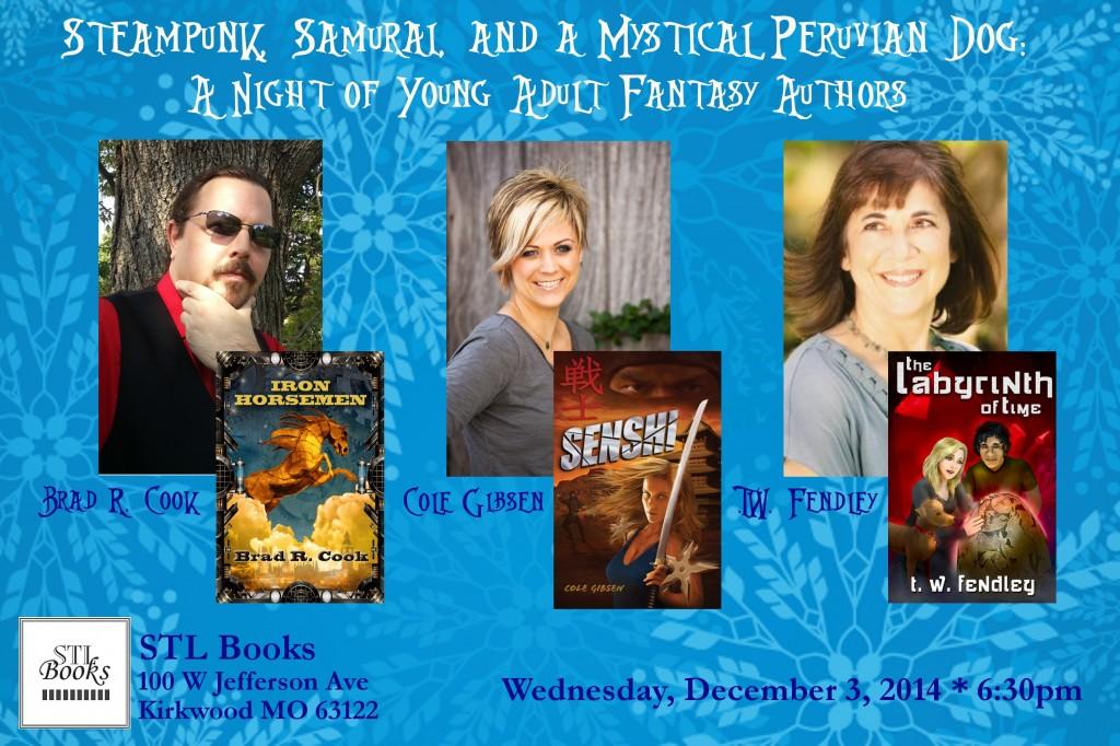 STL Books Signing poster v4-1-2