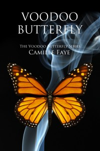 Voodoo Butterfly MEDIUM